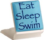Taggoggles Eat sleep swim