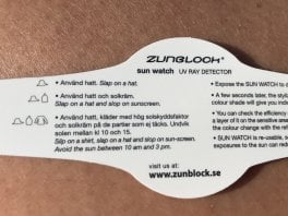 Sunwatch Ozmo cerise, 2-pack
