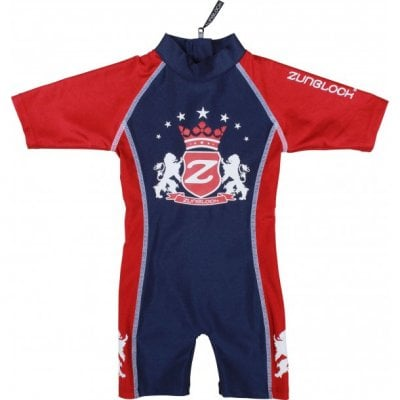 Sun Suit zunblock lion navy/red